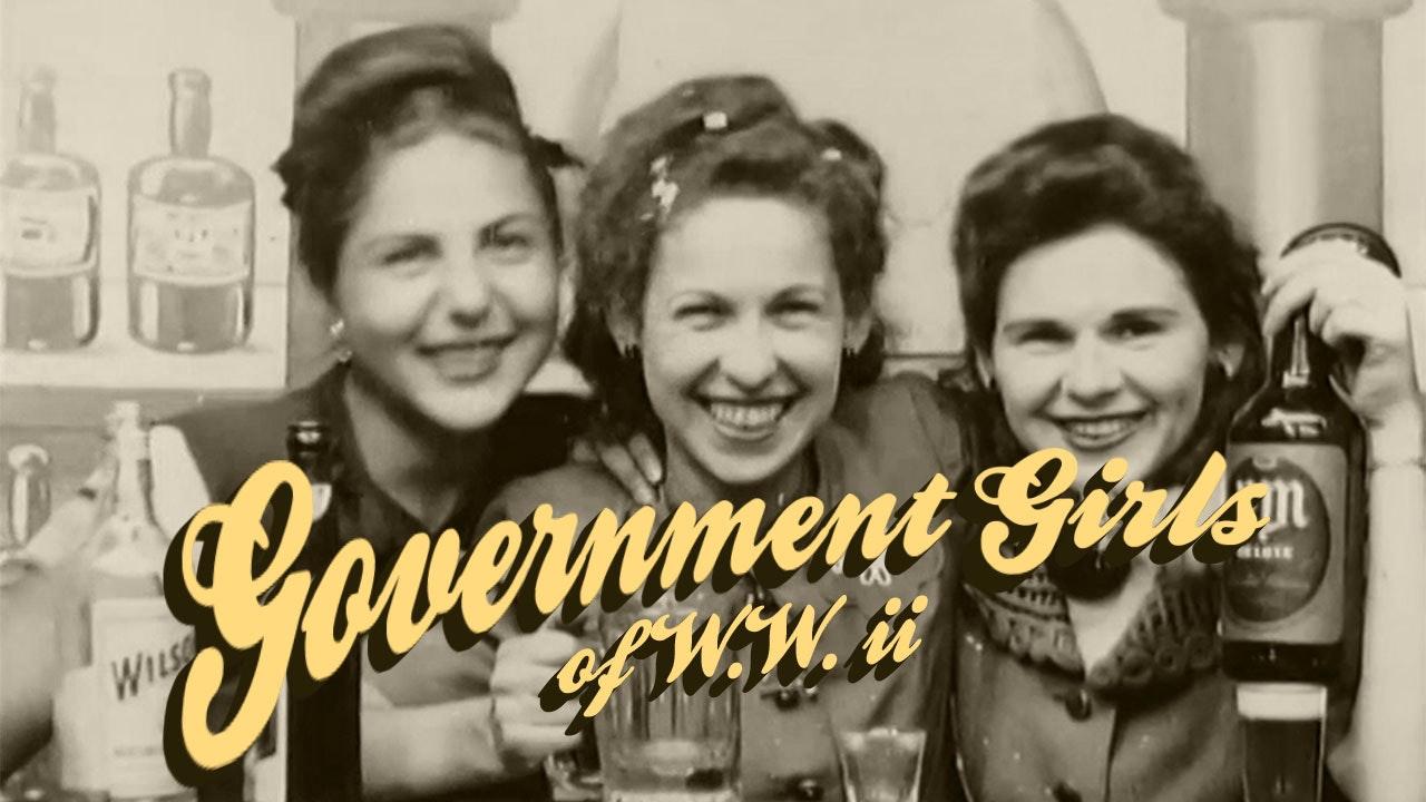 Government Girls of World War II