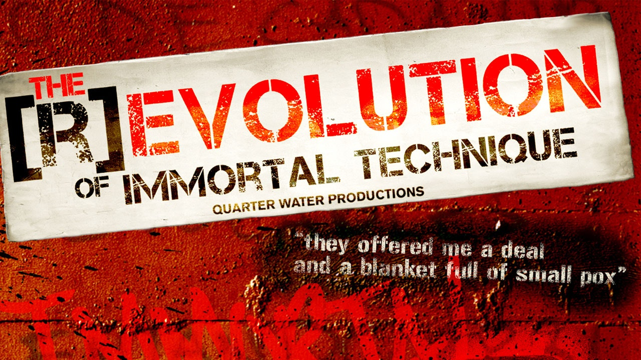Immortal Technique- The (R)evolution of Immortal Technique