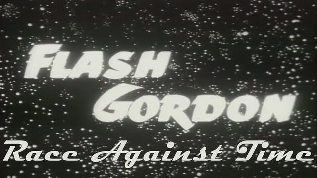 "Flash Gordon ""Race Against Time"""