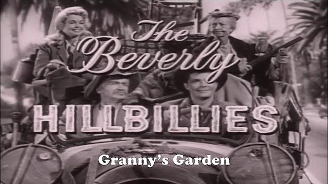 "Beverly Hillbillies ""Granny's Garden"""