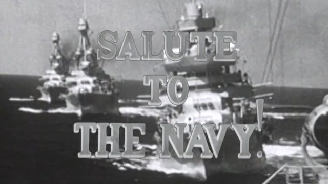 "Combat Camera: The Pacific- ""Salute t..."