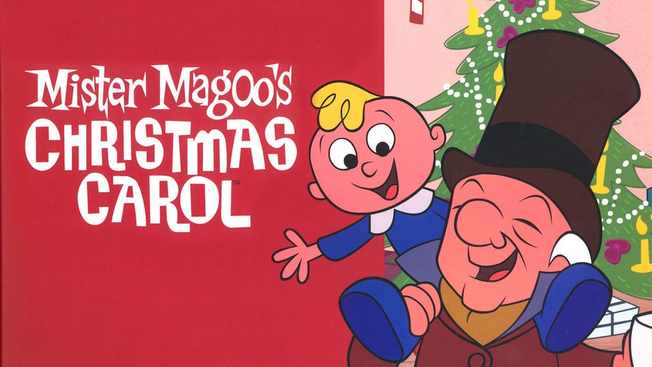 Mr. Magoo\'s Christmas Carol - Mr. Magoo\'s Christmas Carol - IndieFlix