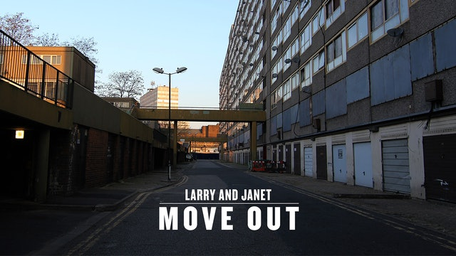 Larry and Janet Move Out