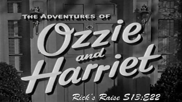 "Ozzie & Harriet ""Rick's Raise"""