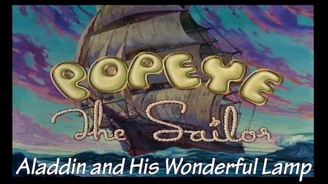 "Popeye the Sailor Man: ""Aladdin and His Wonderful Lamp"""