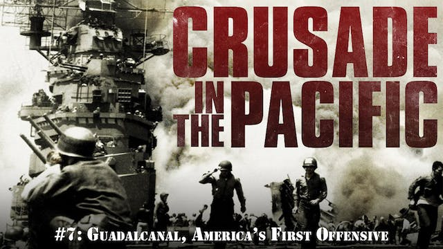Crusade in the Pacific- Chapter Seven...