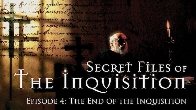 Secret Files Of The Inquisition- Epis...