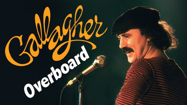 Gallagher: Overboard