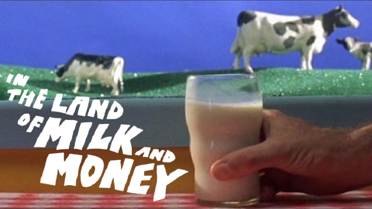 In the Land of Milk of Money