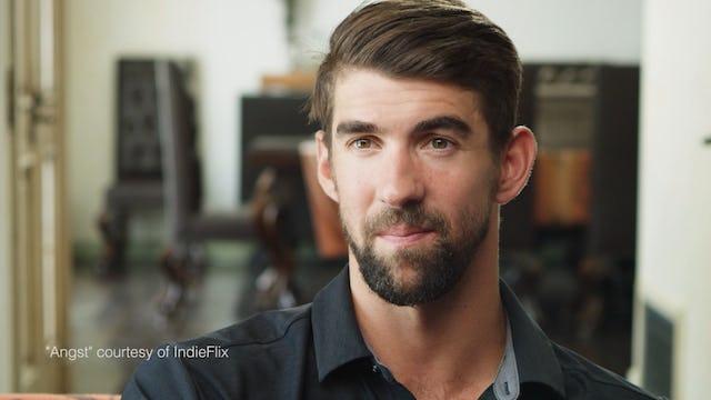 Michael Phelps Exclusive