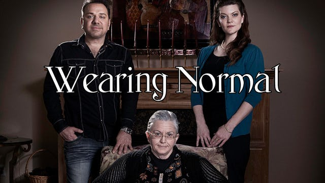 Wearing Normal
