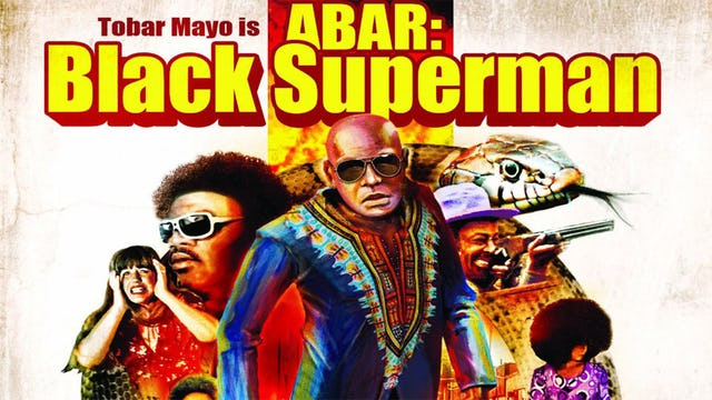 Abar: Black Superman