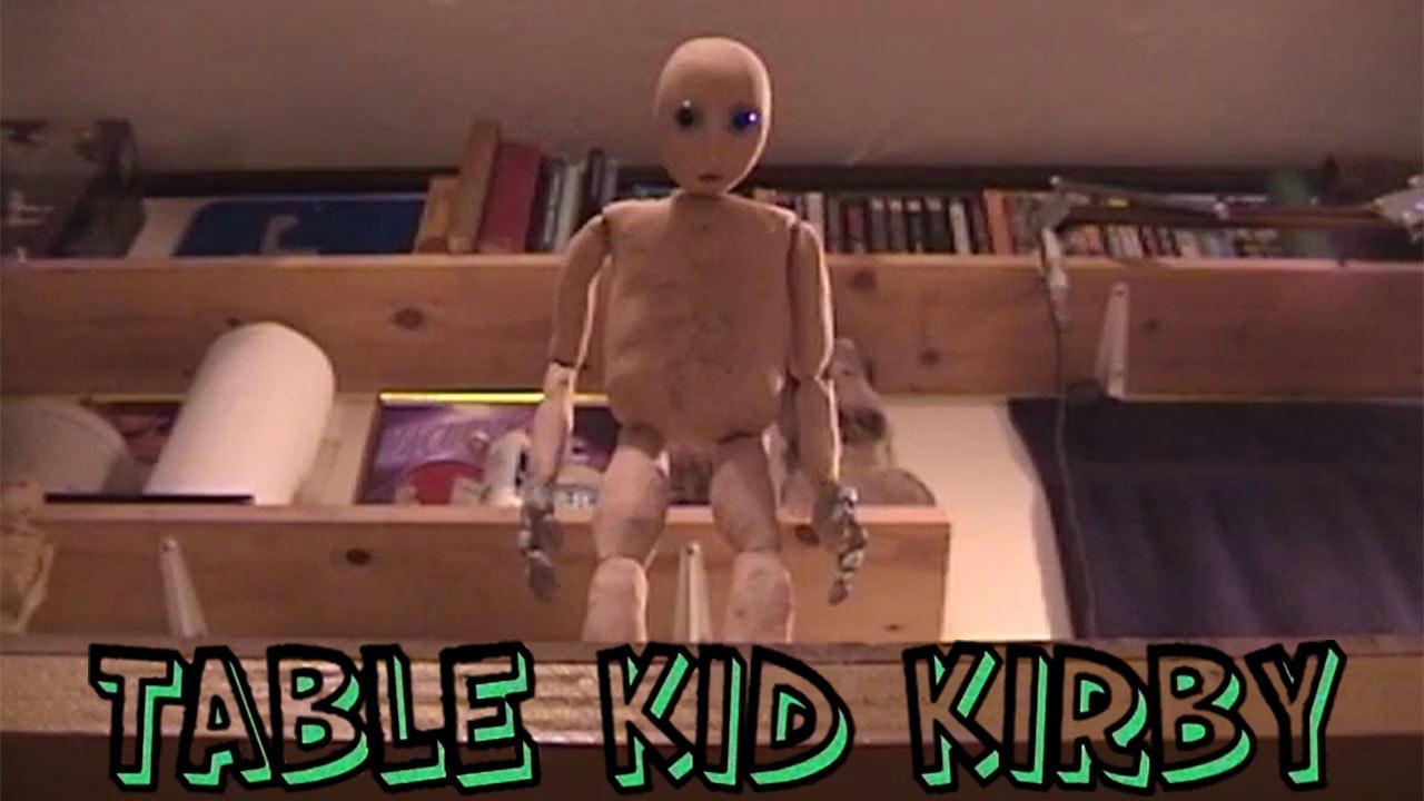 Table Kid Kirby