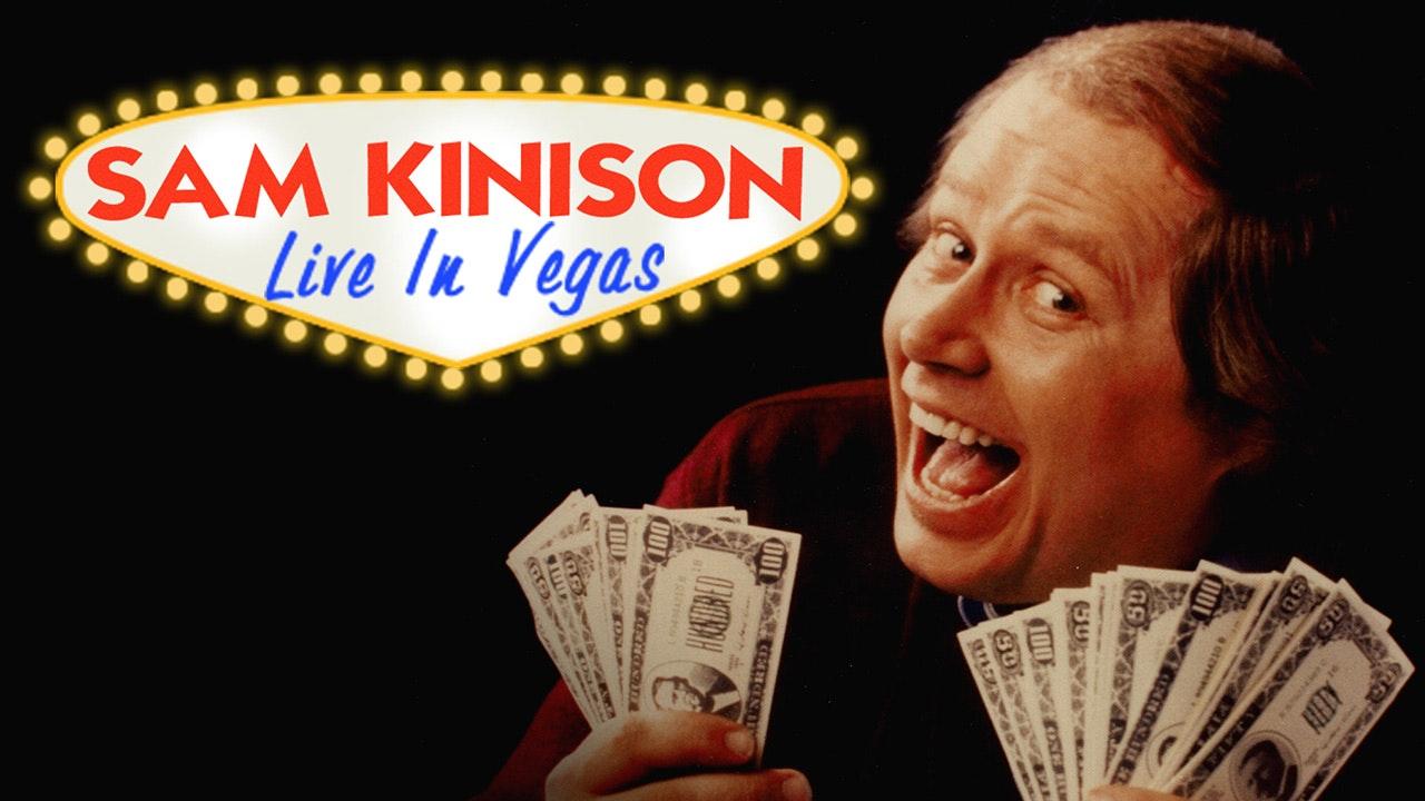 Sam Kinison: Live in Vegas