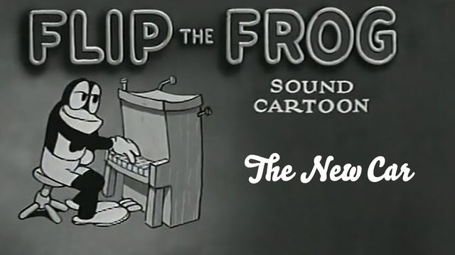 Flip the Frog: The New Car