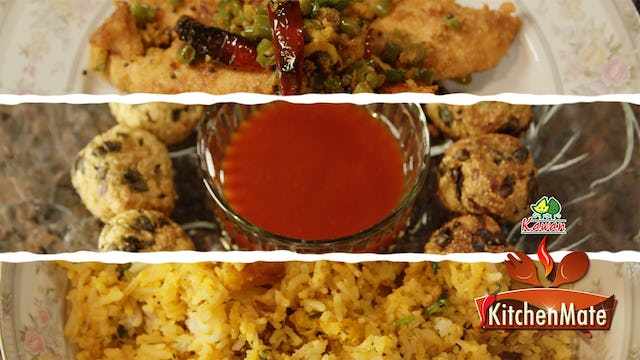 Kawan Kitchen Mate: Season 1 Ep 6 Nair Family - Fairfax Station VA