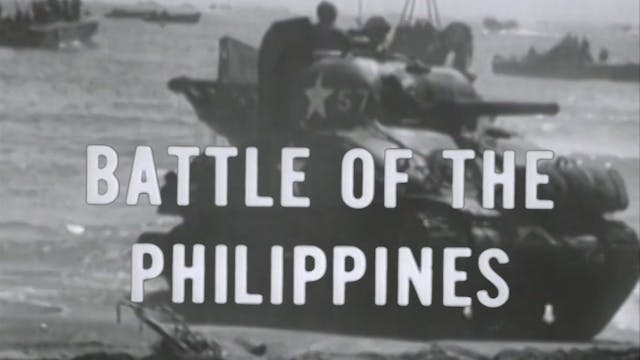 "Combat Camera: The Pacific- ""Battle o..."