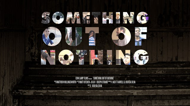 Something Out of Nothing