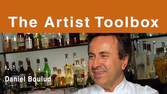 The Artist Toolbox - Daniel Boulud