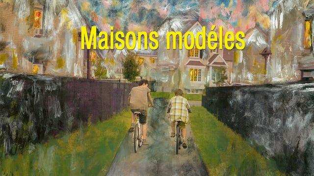 Maisons modèles