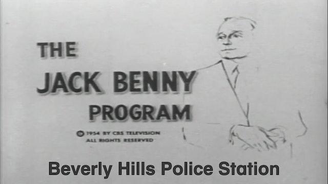 """Jack Benny Show """"Beverly Hills Police Station"""""""