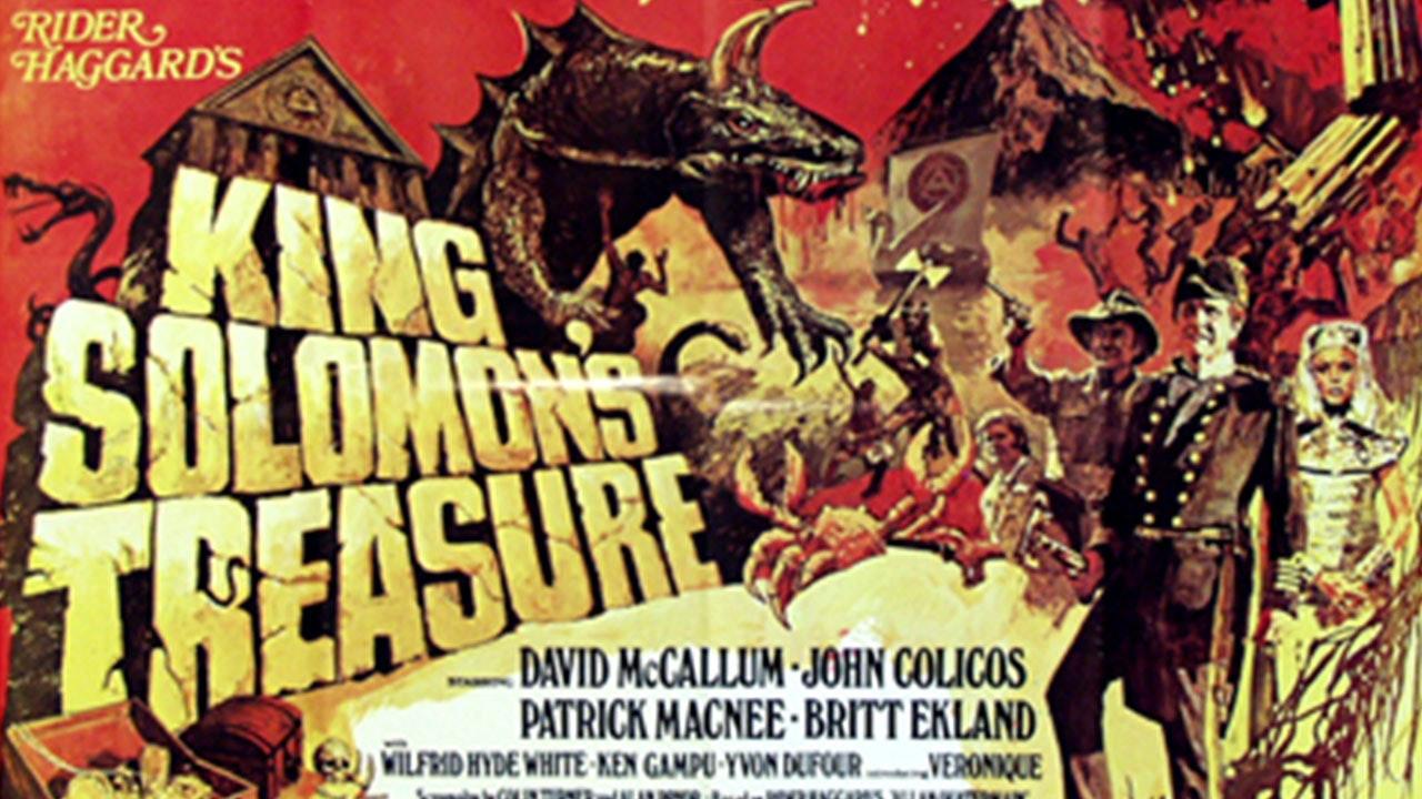 King Solomon's Treasure