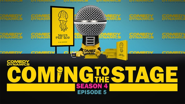 Coming to the Stage: Episode 405