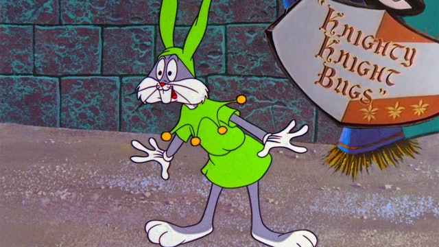 Bugs Bunny in - Knighty Knight Bugs