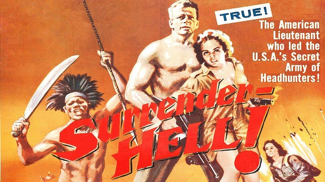 Surrender- Hell!