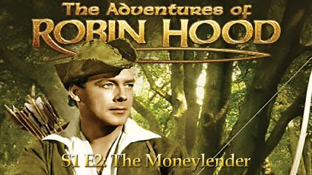 Robin Hood : Season 1 Episode 2 - The Moneylender