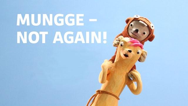 Mungge - Not Again!