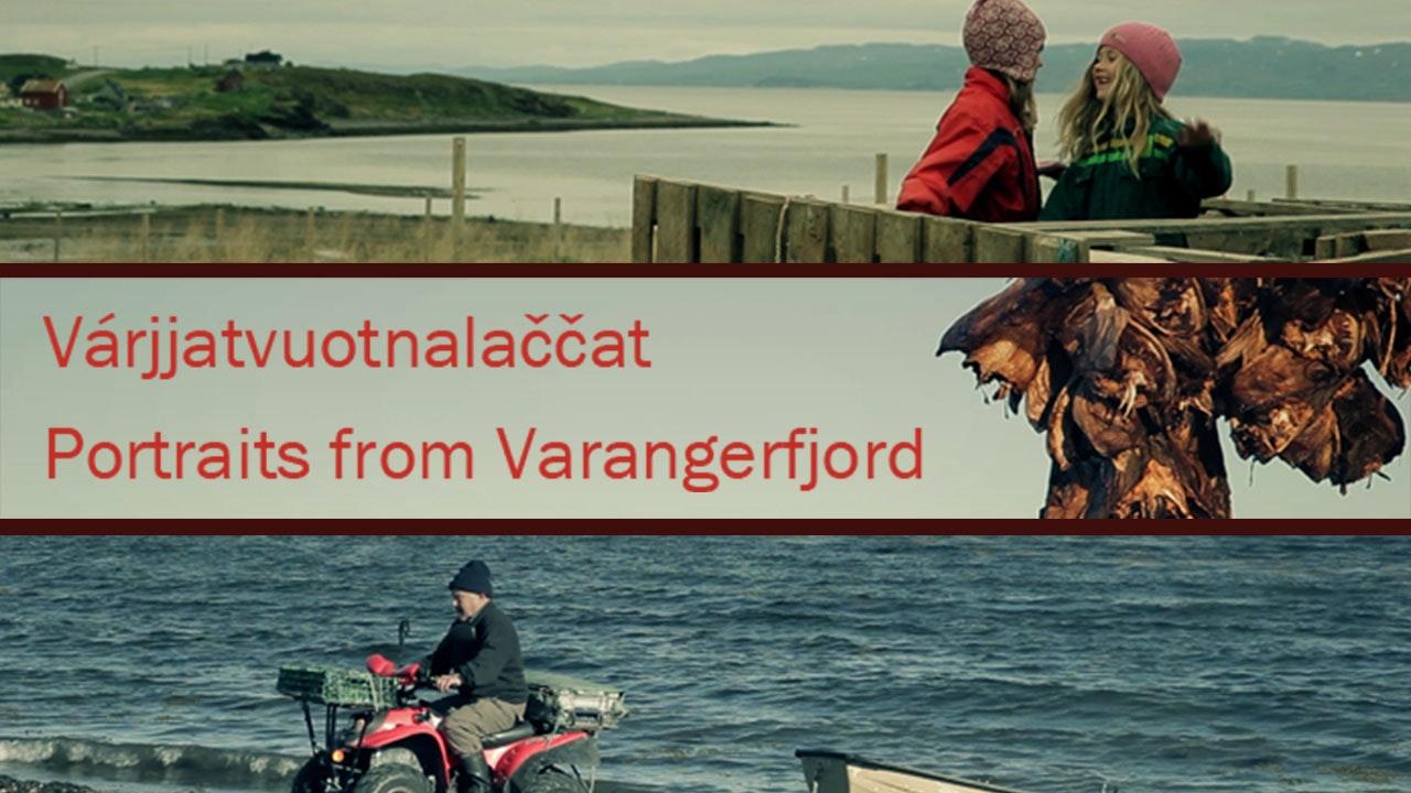 Portraits from Varangerfjord