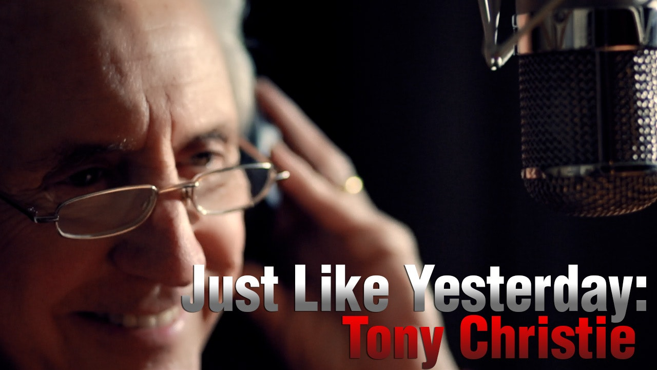 Just Like Yesterday: Tony Christie