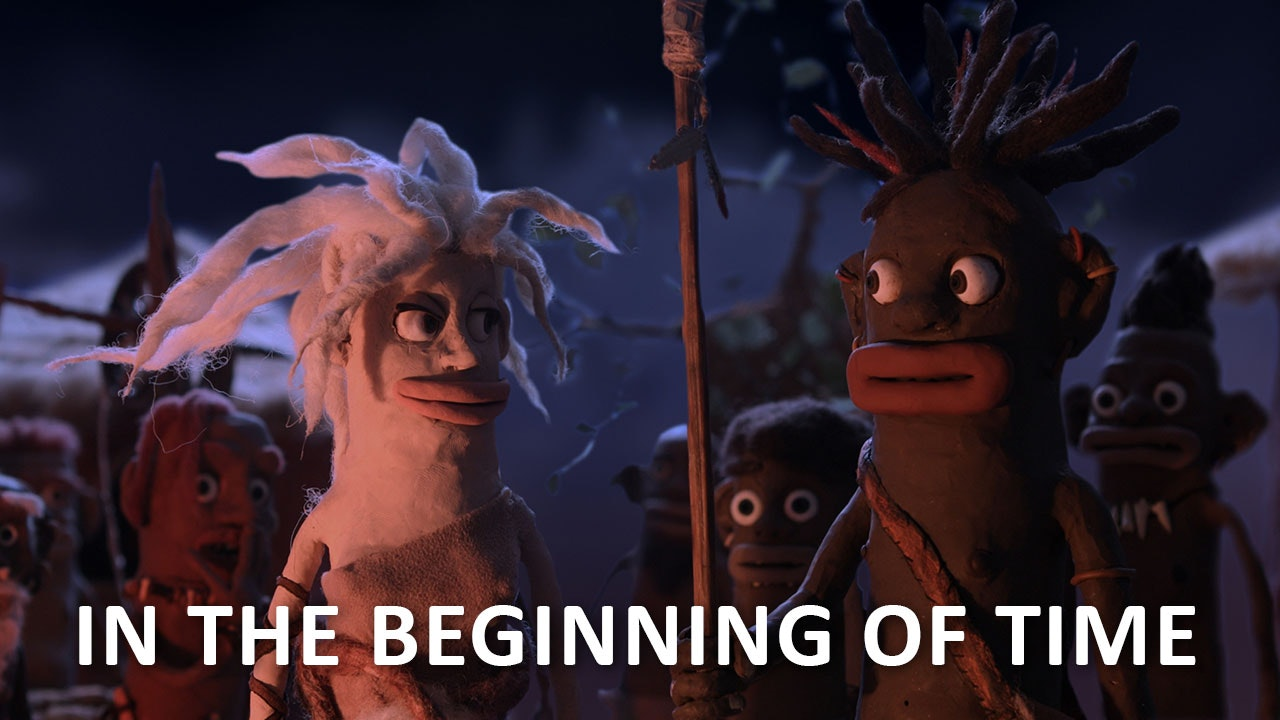 In the Beginning of Time...