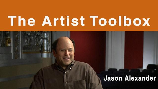 The Artist Toolbox - Jason Alexander