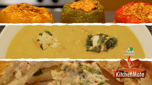 Kawan Kitchen Mate: Season 1 Ep 4 Mansoor Family - Leesburg VA