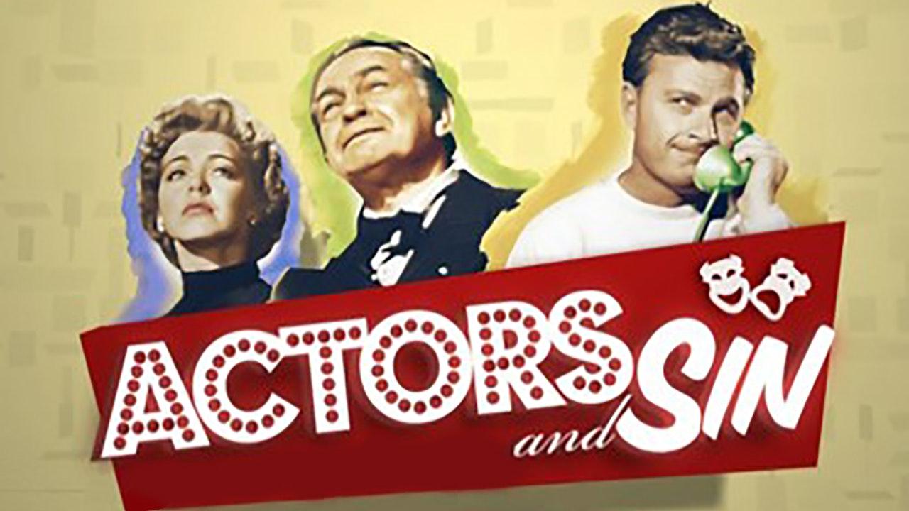 Actors and Sin