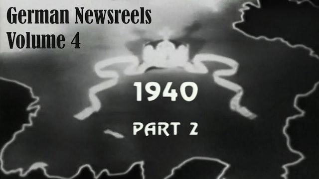 German Newsreels: 1940