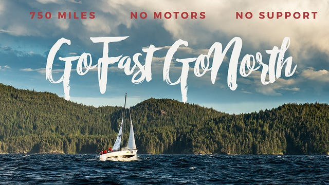 Go Fast. Go North