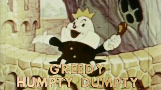 Cartoon Crazies: Greedy Humpty Dumpty