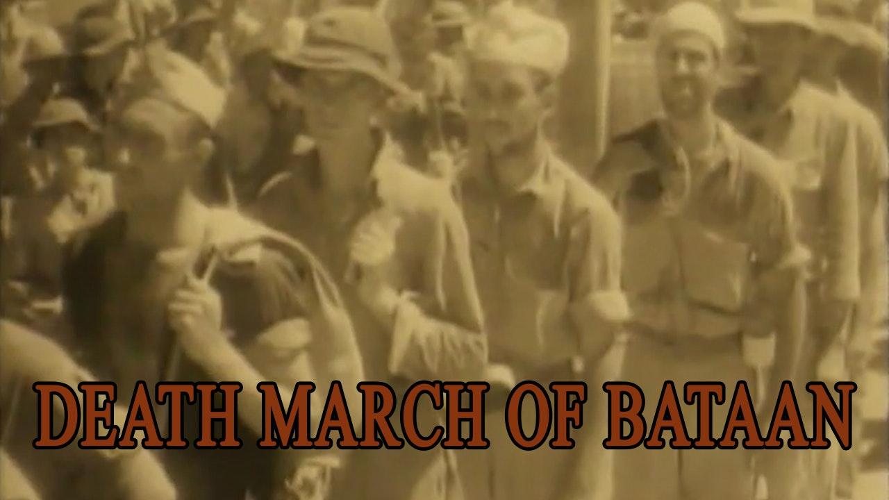 DEATH MARCH OF BATAAN