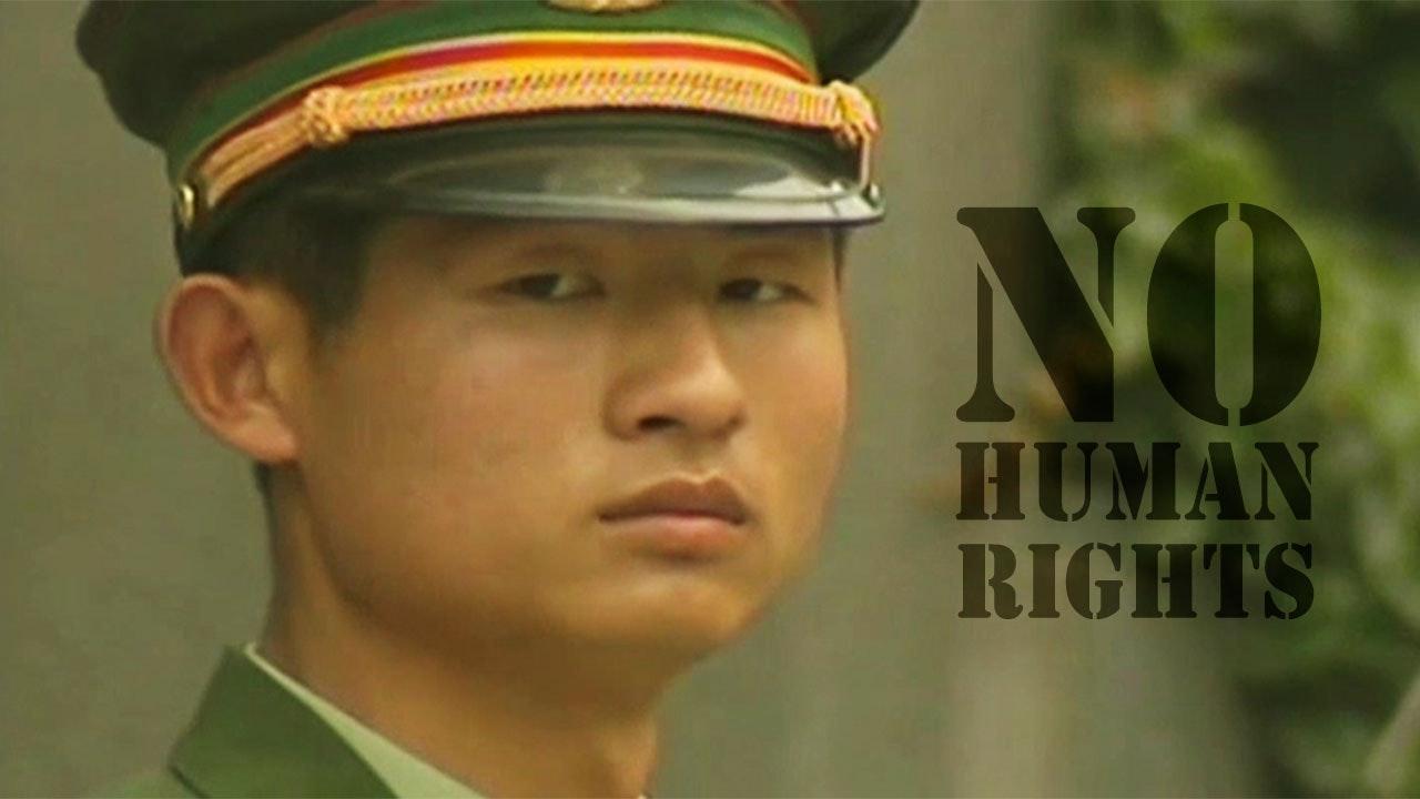 No Human Rights