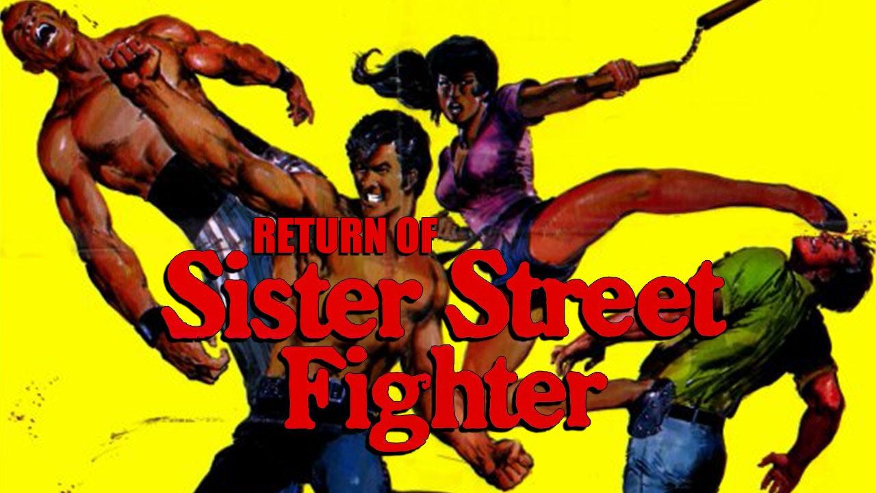 Return of the Sister Street Fighter