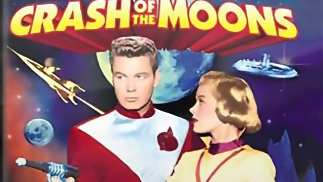 Rocky Jones, Space Ranger (Crash of the Moons)