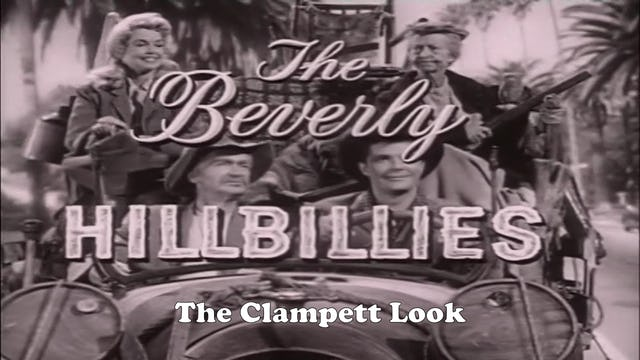 "Beverly Hillbillies ""The Clampett Look"""