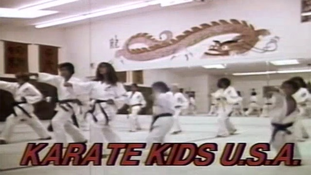 Karate Kids USA