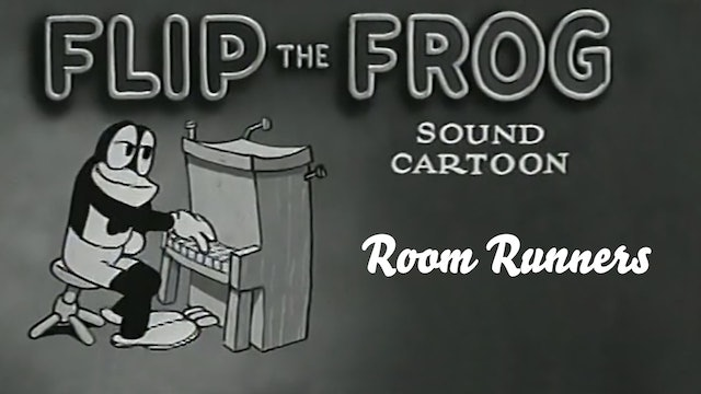 Flip the Frog: Room Runners