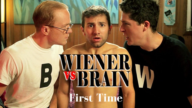 Wiener vs. Brain - First Time