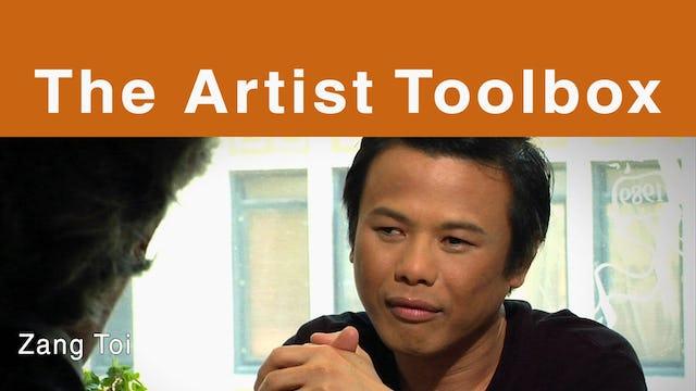 The Artist Toolbox - Zang Toi