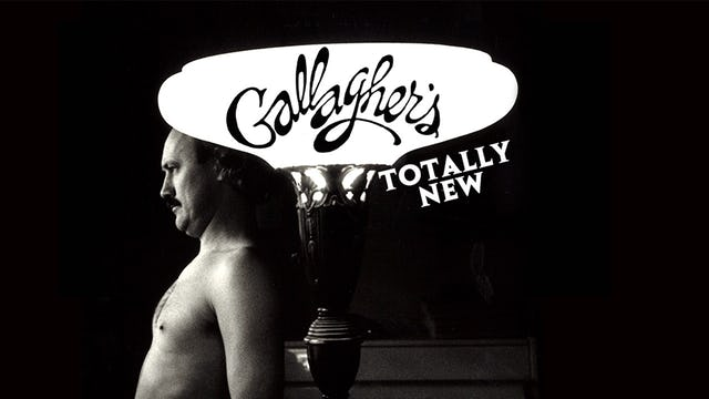 Gallagher: Totally New
